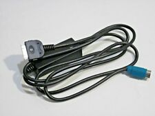 ALPINE IVA-W203 iPOD iPHONE ADAPTER CABLE 5V NEW B