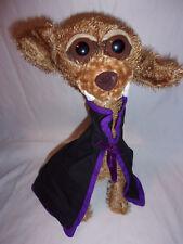 "American Greetings Vampire Dog Large Eyed 16"" Plush Soft Toy Stuffed Animal"