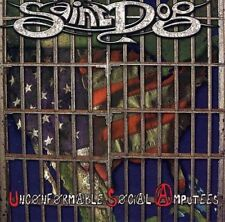 Saint Dog - Unconformable Social Amputees [New & Sealed] CD