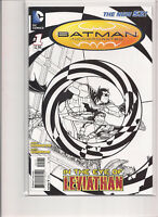 Batman Incorporated #1 1:200 Variant DC Comic Book Incentive