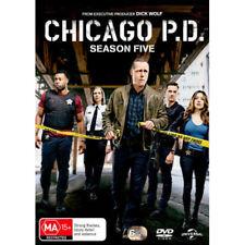 Chicago P.D. : Season 5 (DVD, 2018, 6-Disc Set)