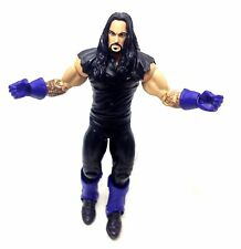 "WWF WWE Wrestling Classic Legends Style UNDERTAKER Mattel 6"" figure toy"