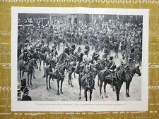 Giubileo di diamante della regina d'Inghilterra Vittoria nel 1897:Rappresentanze