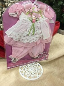 BRAND NEW ADORA TODDLER TIME PINK CHARMER DOLL OUTFIT CLOTHES FOR 20""