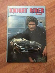 KNIGHT RIDER Annual 1983
