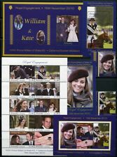 Aitutaki 2011 Kgl. Verlobung Prinz William Kate Royal Engagement Postfrisch MNH