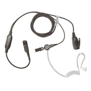 Earpiece for Multi Pin MOTOROLA Radio DP2000 DP2400 DP2600 DEP550 DP3441 DP3661