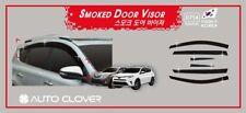 Smoke Weathershield Weather Shield 6pcs for 2013 ~ 2018 Toyota RAV4