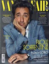 Vanity Fair 2018 18.Paolo Sorrentino,Charlotte Gainsbourg,Mélanie Laurent