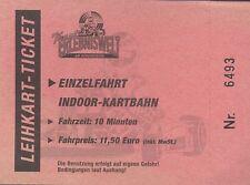 Ehemalige Kart Erlebniswelt am Nürburgring ° Leihkart-Ticket ° Souvenir °