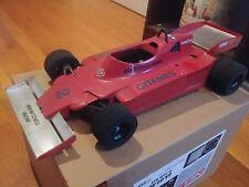 Vintage 1/10 Tamiya Gitanes F1 Formula 1 RC Car - Ofna Serpent Kyosho Xray HPI