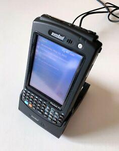 Motorola Symbol MC5040 PDA Pocket PC Barcode Scanner + holder - virtually new
