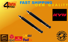 2x KYB  rear DAMPERS Shock Absorbers set  MAZDA TRIBUTE FORD MAVERICK 2000-