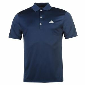 Adidas Men's Performance Polo Golf Shirt - ADIPERFORM Polo NEW