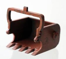 Dragline Industrial Earth Moving Bucket comes Painted for you S Scale