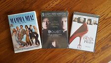 MERYL STREEP DVD COLLECTION SET OF 3 ***FREE SHIPPING***