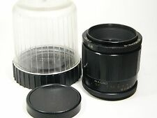 Volna-9 MC 2.8/50mm Macro lens #858811 For M42 Mount or other SLR/DSLR Cameras