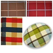Flat Round Shape Cover*A-Grade Cotton Canvas Floor Seat Chair Cushion Case*LL4