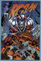 Ripclaw #1 (Apr 1995, Image [Top Cow]) [Cyberforce] Silvestri, Brandon Peterson