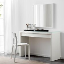 Ikea MALM - Dressing table, white - 120x41 cm, Brand New In Box