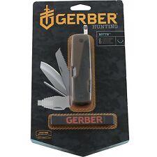 Gerber Myth Shotgun Multi Tool Saw Blade Ruler Wrench Pin Punch Lanyard