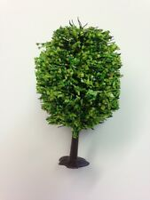 Javis JT8 - Spring Green - Orchard Tree with Base - 00 Gauge FREE T48 Class Post