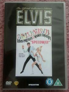 ELVIS PRESLEY DEAGOSTINI DVD - SPEEDWAY