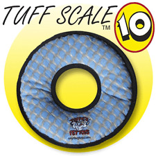 VIP Dog Squeaky Tough Play Fabric Toy - Tuffy Mega Large Ring