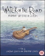 EDDIE VEDDER - LIVE : WATER ON THE ROAD DVD ( PEARL JAM ) NTSC *NEW*