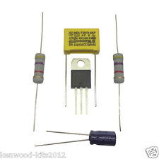 Kenwood Chef & Major Speed Control Module (Pulse) Basic Repair Kit With Guide.