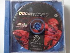 SEGA DREAMCAST GIOCO-Ducati World (con imballo originale) (PAL) 10823873