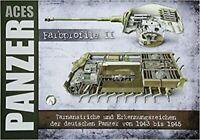 Panzer Aces Farbprofile II Tarnanstriche deutscher Panzer 1943-1945 Tiger NEU