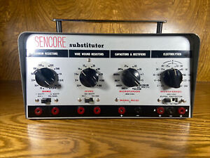 Sencore Substitutor rc121~ TESTED & WORKS!!
