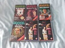 More details for bbv probe p.r.o.b.e. vhs video joblot doctor who spin off