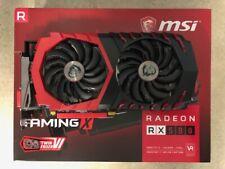 MSI Radeon RX 580 Gaming X 4G Video Card GPU