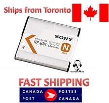 SONY Original NP-BN1 Battery BC-CSN BC-TRN Cyber-Shot DSC-T99 TX5B TX7R TX9H