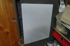 2 x Flexible Magnetic Sheets- MINI WHITEBOARD 300MM X 240MM (A4) FREE POST