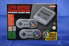 Nintendo SNES mini classic (20+1 Spiele)