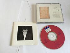 Peter Gabriel Shaking The Tree Sixteen Golden Greats RARE NO BARCODE CD 9 24326