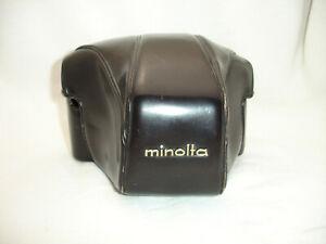 MINOLTA Camera Case Pouch for SRT 100 101 200 201 202 ... SLR film CAMERA #3172
