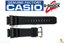 CASIO GW-9100-1V G-Shock Original 21mm Black Rubber Watch BAND Strap