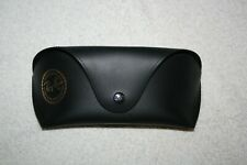 Ray-Ban EYEGLASS CASE * Belt Loop, Soft Interior, Snap Closure, Hard Nose Piece