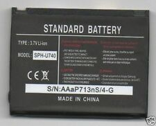 Lot 10 New Battery For Samsung U740 Sch-U740 Alias