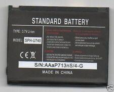 Lot 5 New Battery For Samsung U740 Sch-U740 Alias