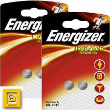 Energizer LR44 Coin/Button Cell Single Use Batteries