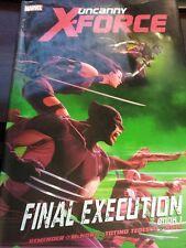 Uncanny X-Force Bk. 1 : Final Execution (2012, Hardcover) Graphic Novel Trade HC
