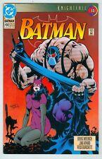 Batman #498 August 1993 VF- Bane, Catwoman