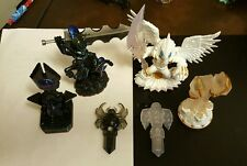 Light &  Dark Element Expansion Pack Skylanders Trap Team Spider Hawk Owl Traps