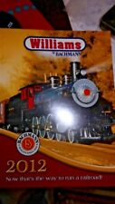 Catálogo Bachmann Trains Y Williams Año 2012