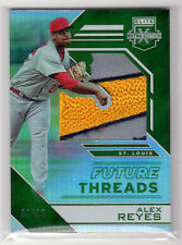 /10 RC Patch ** Alex Reyes ** 2016 Elite Extra EMERALD Future Threads  Cardinals